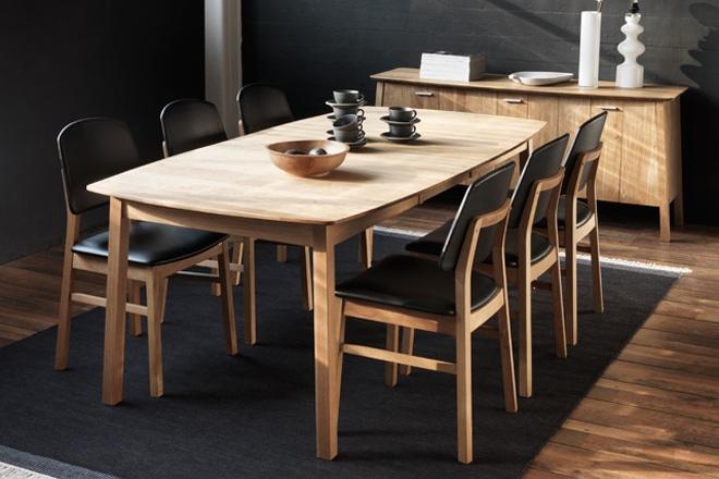 Kc møbler  eksempler på borde vi forhandler