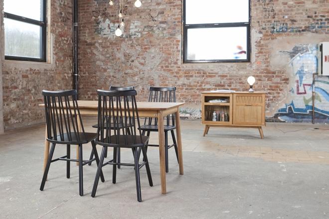 KC Møbler -eksempler på borde og stole vi forhandler