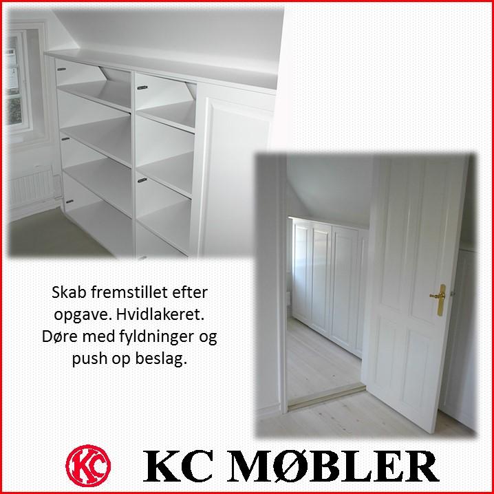 KC Møbler møbler fremstilles efter opgave